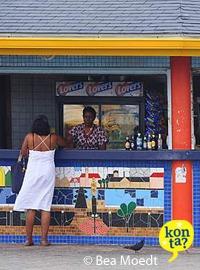 Curacao snek