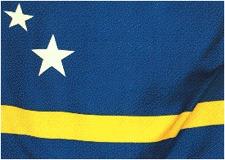 Dia di Bandera Curacao vlag
