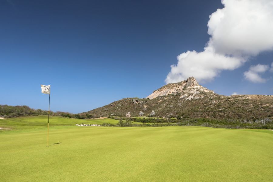 Golfen in Curacao