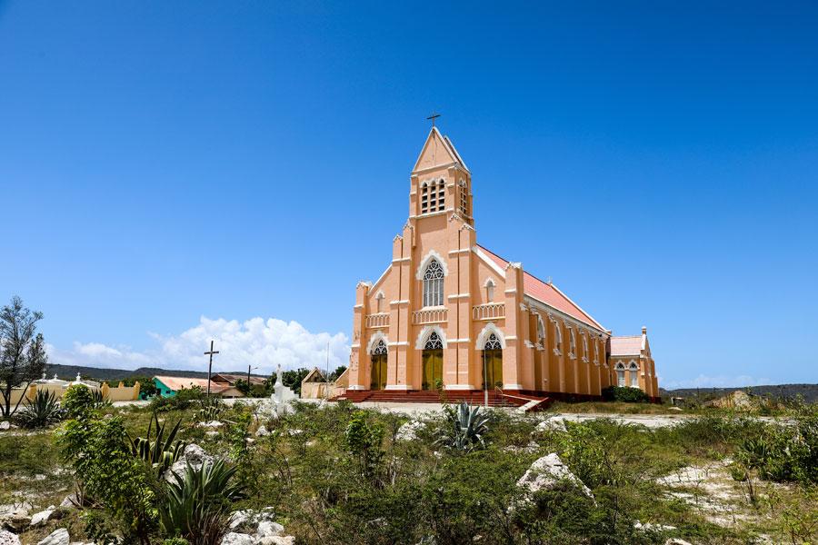 De kerk van Willibrordus