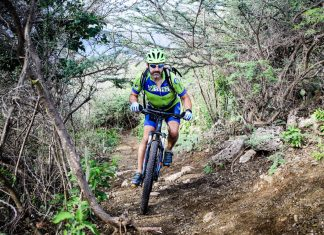 Mountainbiken Wannabike Curacao