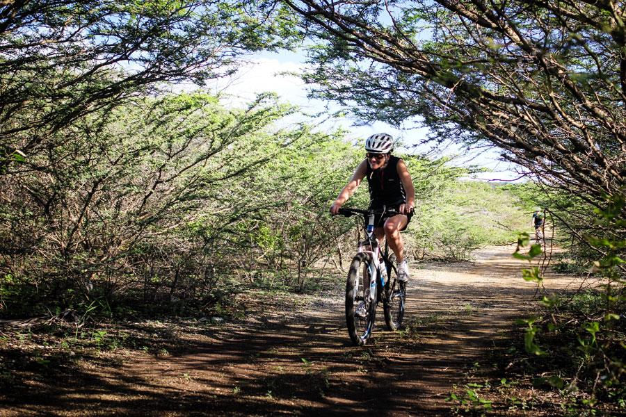 Mountainbike Curacao