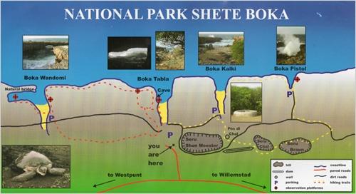 national-park-curacao-shete--boka