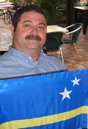Ontstaan vlag Curacao