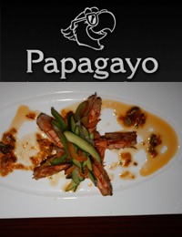 Papagayo Restaurant: mmmmmmmm-food
