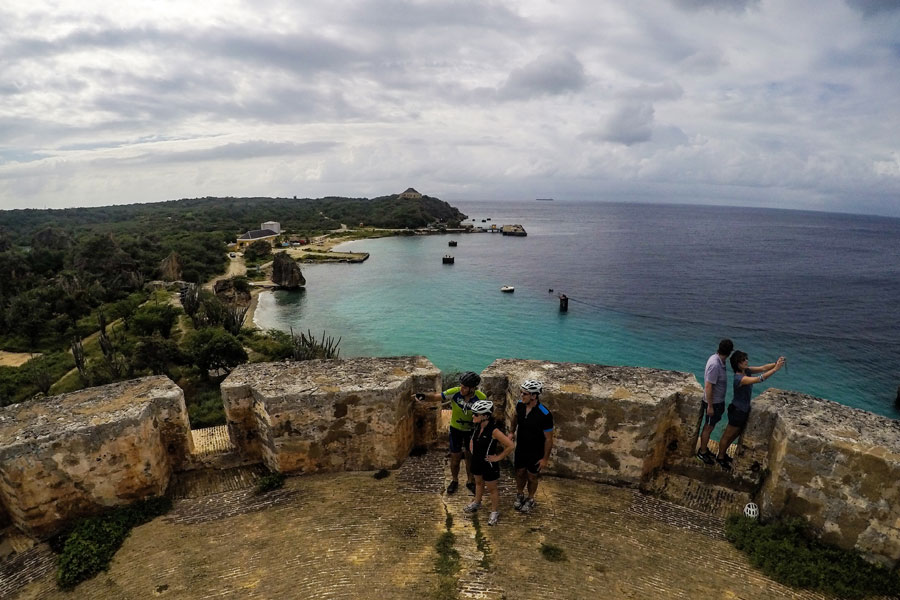 Tour Fort Beekenburg Curacao