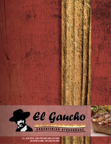 El Gaucho Steak restaurant Curacao